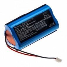 Batteria per Altec Lansing LifeJacket / IMW678 / IMW789, 10200 mAh