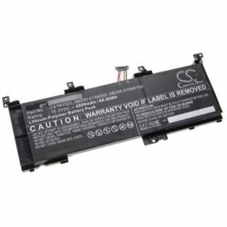 Batteria per Asus GL502 / G502 / FX502, 4000 mAh