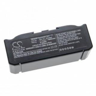 Batteria per iRobot Roomba E5 / E6 / I3 / I7 / I8, Li-Ion, 6800 mAh