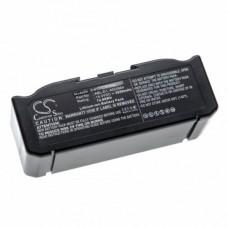 Batteria per iRobot Roomba E5 / E6 / I3 / I7 / I8, Li-Ion, 5200 mAh