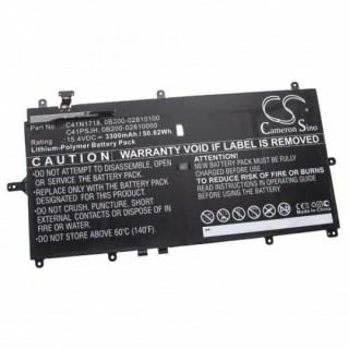 Batteria per Asus NovaGo TP370QL, 3300 mAh