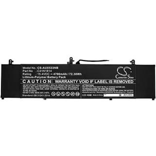 Batteria per Asus ZenBook UX533, 4700 mAh