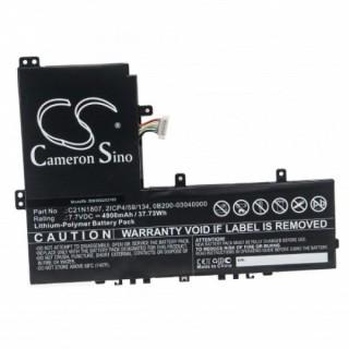 Batteria per Asus E203 / VivoBook E12, C21N1807, 4900 mAh