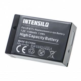 Batteria LP-E17 per Canon EOS 750D / M3 / M5 / M6, 1100 mAh