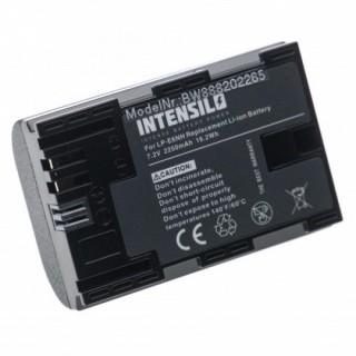 Batteria LP-E6NH za Canon EOS R6 / EOS R5 / EOS 5D, 2250 mAh