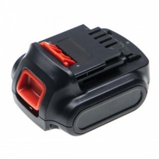 Batteria per Black & Decker BDCD12 / BDCD112 / BDCDD12, 12 V, 2.5 Ah
