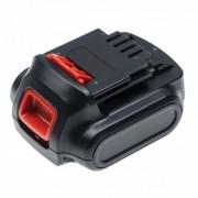 Batteria per Black & Decker BDCD12 / BDCD112 / BDCDD12, 12 V, 1.5 Ah