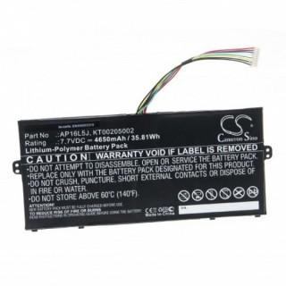 Batteria per Acer Swift 5 SF514 / Spin 1 SP111, 4650 mAh