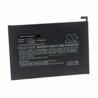 Batteria per Apple iPad Mini 5 / A2124 / A2126 / A2133, 5120 mAh