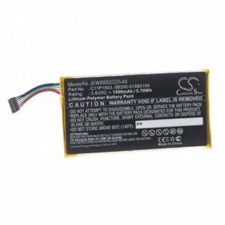 Batteria per Asus Zenpad 10 LTE / ZD300C / Z300CL, 1500 mAh
