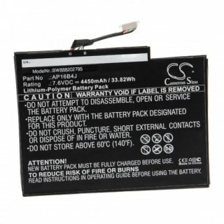 Batteria per Acer Aspire Switch Alpha 12 / SA5-271, 4450 mAh