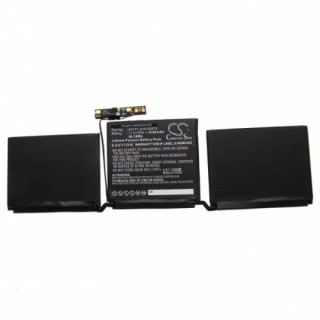 """Batteria per Apple MacBook Pro 13"""" Retina Display / A2159, 5100 mAh"""