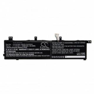 Batteria per Asus VivoBook S14 / S15, C21N1843, 3450 mAh