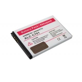 Batteria per Alcatel OT-C701 / OT-C707 / OT-C717, 600 mAh
