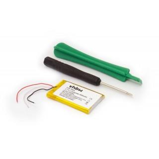 Batteria per Apple iPod Nano 1G, 400 mAh