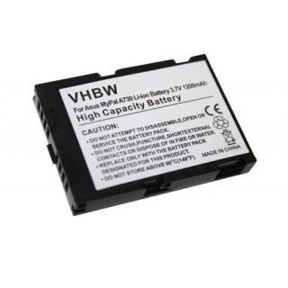 Batteria per Asus MyPal A730 / A730W, 1200 mAh