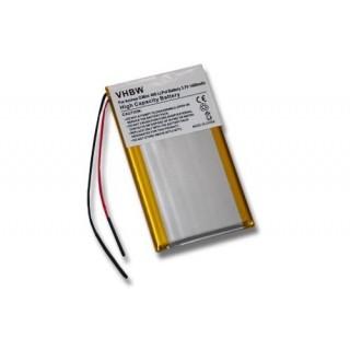 Batteria per Archos Gmini 400 / 402 / 500, 1400 mAh