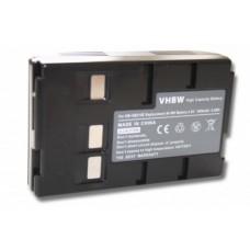 Batteria P-V211 / VW-VBH20 / VW-VBS20 za Panasonic NV-R50E / NV-R65E / NV-S58, 2000 mAh