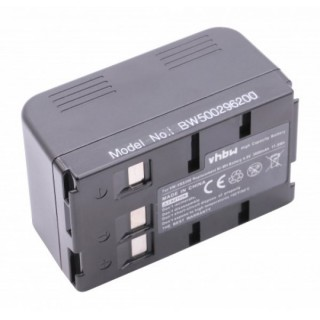 Batteria P-V211 / VW-VBH20 / VW-VBS20 per Panasonic NV-R50E / NV-R65E / NV-S58, 3600 mAh