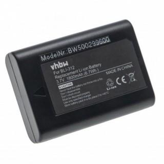 Batteria BLI-312 per Leica M8 / M9 / M9-P / M-E, 1800 mAh