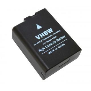 Batteria EN-EL21 per Nikon 1 V2 / Nikon 1 J2, 900 mAh