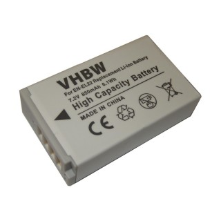 Batteria EN-EL22 per Nikon 1 J4 / Nikon 1 S2, 850 mAh