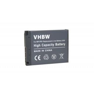 Batteria NP-FR1 per Sony Cybershot DSC-G1  / DSC-P200 / DSC-V3, 700 mAh
