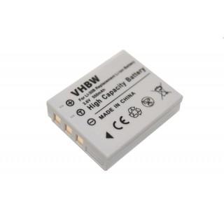 Batteria LI-30B per Olympus mju Mini Digital / Digital S / Stylus Verve Digital, 550 mAh