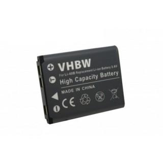 Batteria NP-80 per Casio Exilim EX-H5 / EX-N1 / EX-G1, 500 mAh