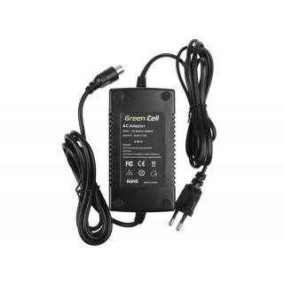 Alimentatore per biciclette elettriche, 48V / 54.6V / 1.8A / connettore RCA