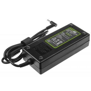 Alimentatore per notebook HP / Compaq, 120W / 19,5V / 6,15A / 4,5mm x 3,0mm