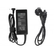 Alimentatore per notebook Asus Eee PC, 40W / 19V / 2,10A / 2,5mm x 0,7mm