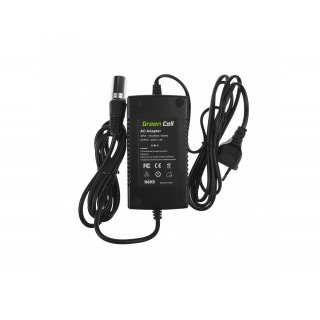 Alimentatore per biciclette elettriche, 48V / 54.6V / 1.8A / connettore Cannon XLR