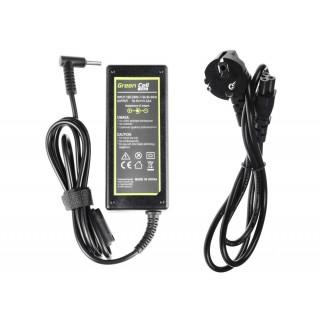 Alimentatore per notebook HP / Compaq, 65W / 19,5V / 3,33A / 4,5mm x 3,0mm