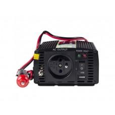 Invertitore da auto da 12V a 230V, 150W/300W
