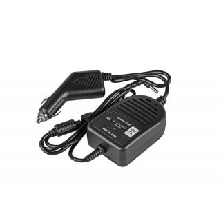 Alimentatore da auto per notebook HP / Compaq, 90W / 19,5V / 4,62A / 4,5mm x 3,0mm