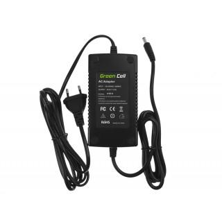 Alimentatore per biciclette elettriche, 24V / 29.4V / 2.0A / connettore 5.5mm x 2.1mm