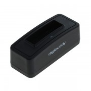 Caricabatterie per batteria Actionpro X7 / ISAW A1 / A2 Ace / A3 / Extreme, MicroUSB