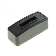 Caricabatterie per batteria Olympus LI-50B / Pentax D-Li92 / Ricoh DB-100 / LB-050, MicroUSB
