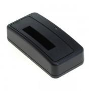 Caricabatterie per batteria Canon NB-6L, MicroUSB