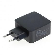 Caricabatterie per dispositivi con connettore USB-C, 18W