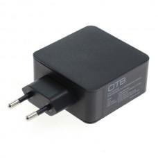 Caricabatterie per dispositivi con connettore USB-C / USB-A, doppio, 30W