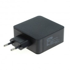 Caricabatterie per dispositivi con connettore USB-C / USB-A, doppio, 57W