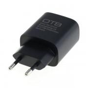Caricabatterie per dispositivi con connettore USB-C, 20W, črn
