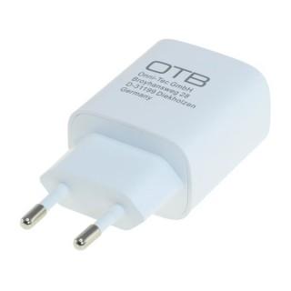Caricabatterie per dispositivi con connettore USB-C, 20W, bel
