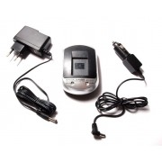 Caricabatterie per batteria Panasonic DMW-BCG10E, da tavolo