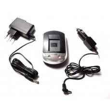 Caricabatterie per batteria 18650 Li-Ion, namizni