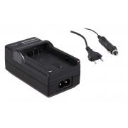 Caricabatterie per batteria Panasonic CGA-S006 / CGR-S006, da tavolo