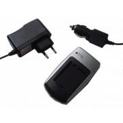 Caricabatterie per batteria Minolta NP-500 / NP-600, da tavolo