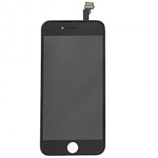 Vetro e schermo LCD per Apple iPhone 6, nero
